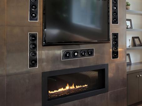 KEF Ci4100QL - THX Select2 Certified In-Wall Speaker