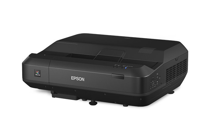 Epson LS100 Full HD 3LCD Ultra Short-throw Laser Projector