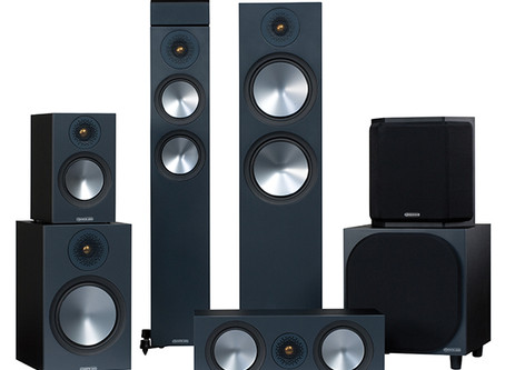 Monitor Audio New Bronze 6G