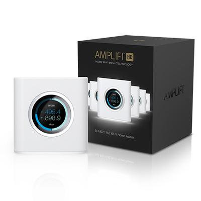 AMPLIFI HIGH DENSITY DUAL BAND 802.11AC WHOLE HOME MESH WIFI SMART ROUTER