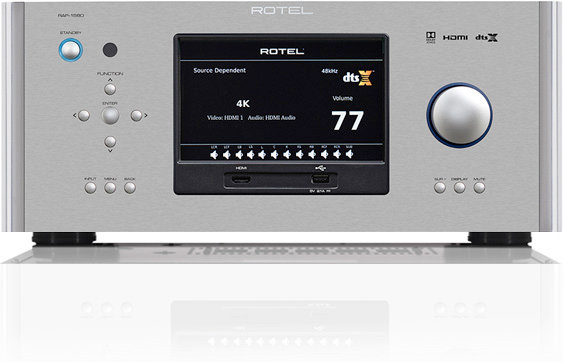 ROTEL RAP-1580 Surround Amplifier