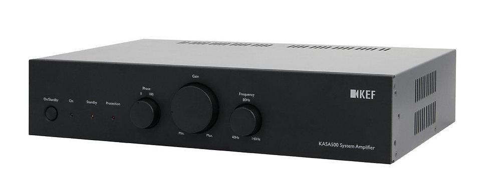 KEF KASA500 Subwoofer Amplifier