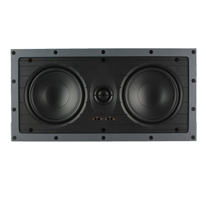 TDG Audio NFLCR-51 DUAL 5″ IN-WALL LCR SPEAKER