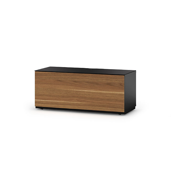 """SONOROUS STUDIO ST110 MODERN TV STAND W/ HIDDEN WHEELS FOR TVS UP TO 65"""""""