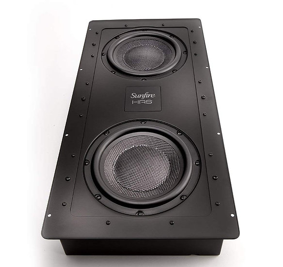 """Sunfire Dual 8"""" In Wall Subwoofer"""