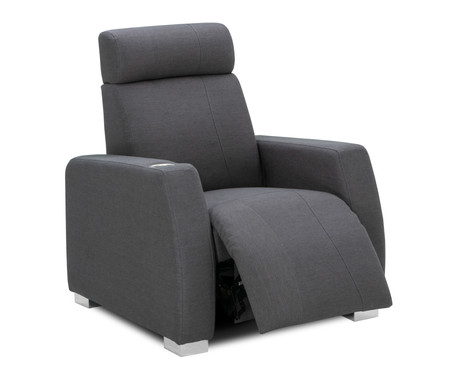 Front Row Canadian Hand Made Motorized Home Theater Seating