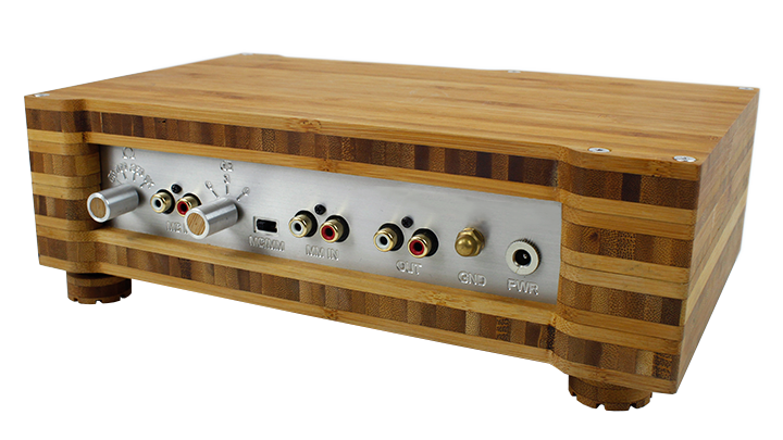 Tri Art Audio P-Series phono mm & mc pre amp