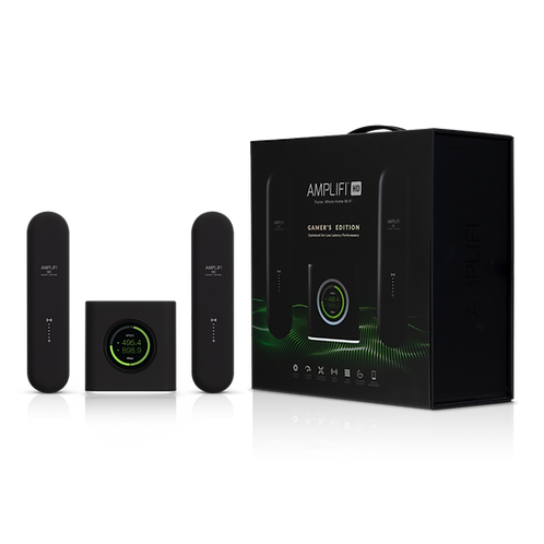 AmpliFi Mesh Wi-Fi System. Gamer's Edition