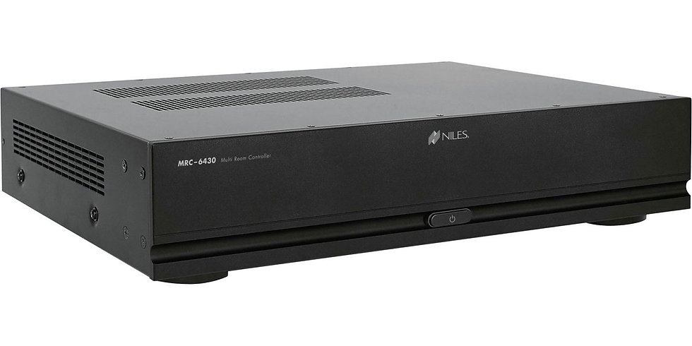 Niles Audio MRC-6430 Multi-Room Audio and Control Chassis