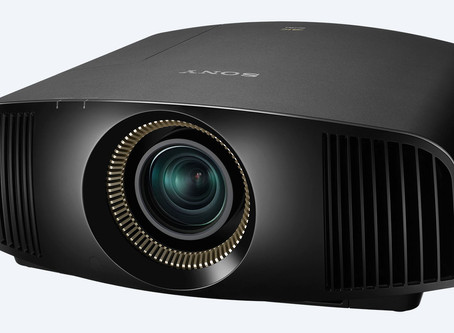 Sony 3D/4K Home Cinema Projector