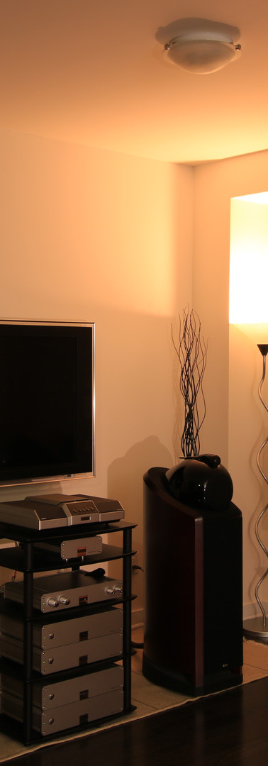 Home Stereo Installation
