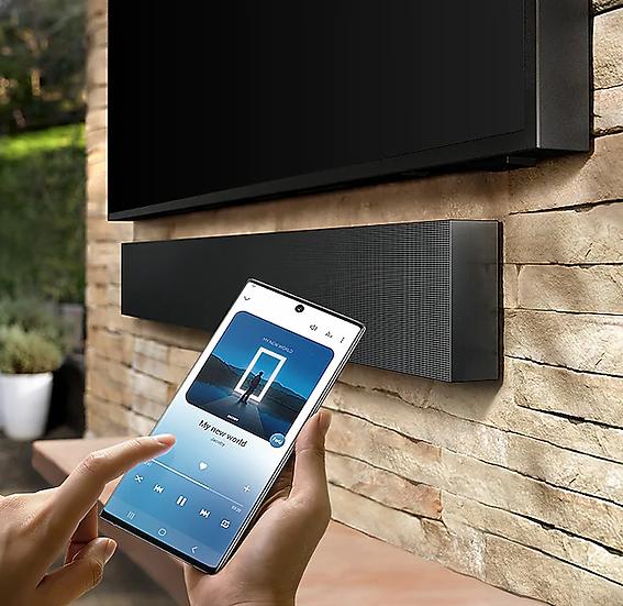 Samsung HW-LST70T 3.0ch The Terrace Soundbar w/ Dolby 5.1ch (2020)