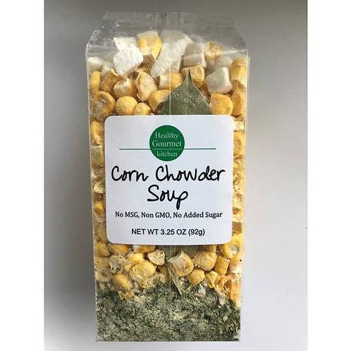 Corn Chowder Gourmet Soup