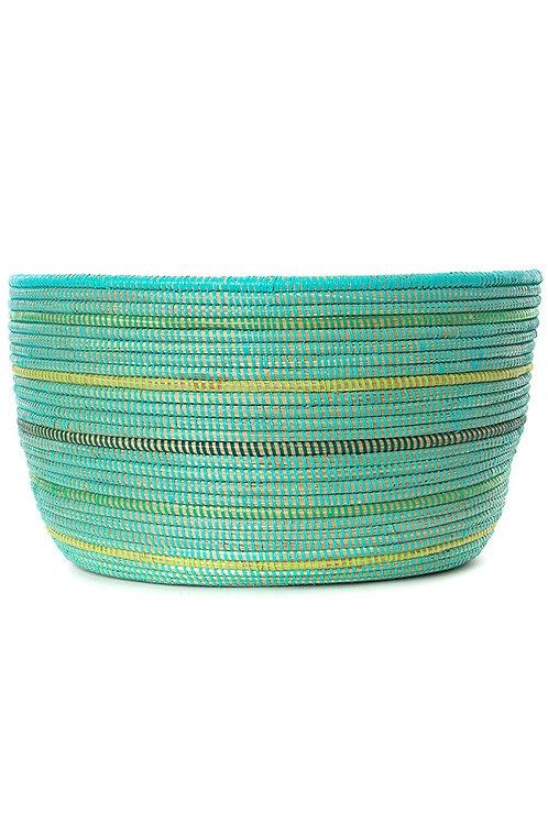 Seaside Stripe Basket