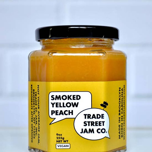 9 oz Smoked Peach Jam