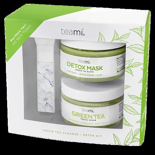 Green Tea Cleanse & Detox Kit