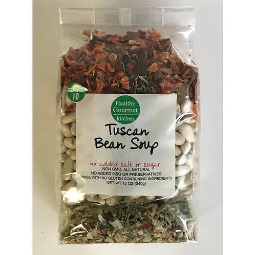 Tuscan Bean Gourmet Soup