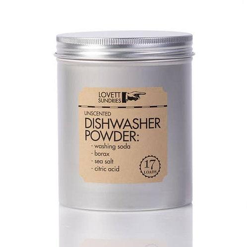 Unscented Dishwasher Powder