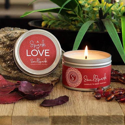 Spark of Love Candle
