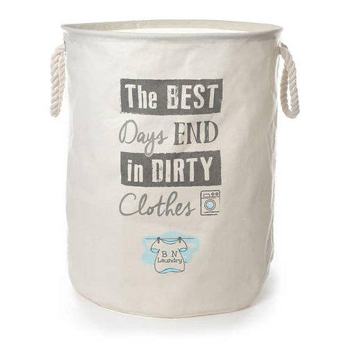Best Day Canvas Laundry Bag