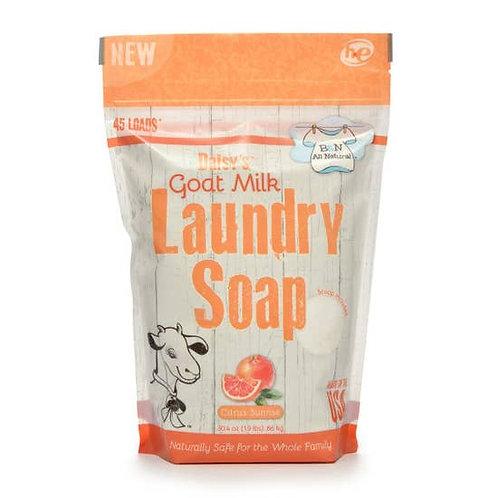 Goat Milk 45 Load Powder Detergent - Citrus
