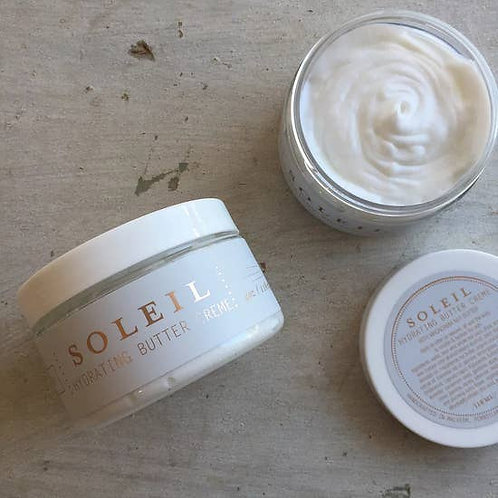 Soleil Hydrating Butter Creme Body Souffle