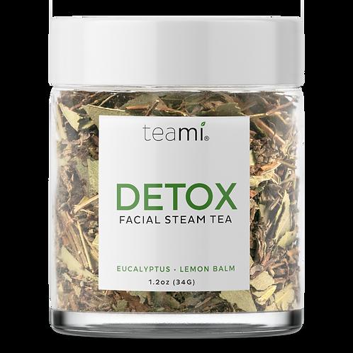 Detox Facial Steam Tea