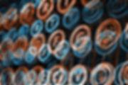 Touches d'écriture néon