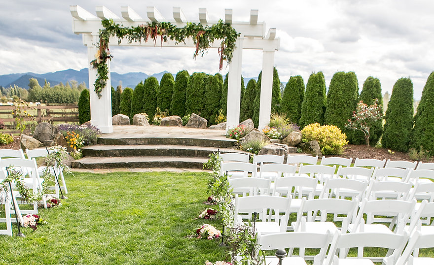 Ceremony Flowers - Shady Vines Floral Co