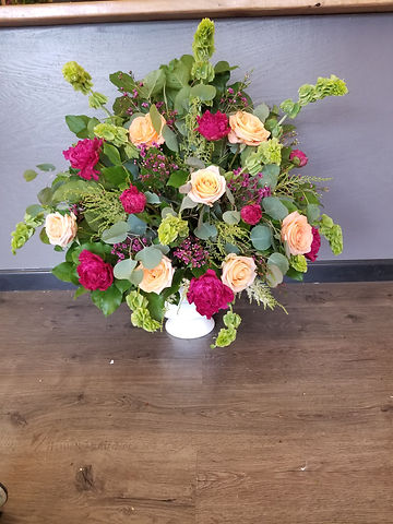 Urn Arrangements - Shady Vines Floral Co