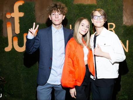 Super Школа стала партнером Junior Fashion Week