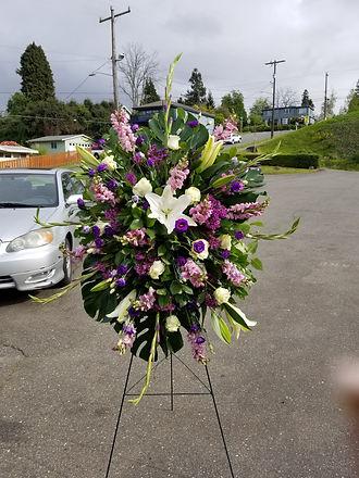 Sympathy and Memorials - Shady Vines Floral Co
