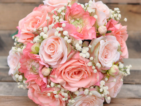 Add a Finishing Touch to Your Big Day with the Right Bridal Bouquet