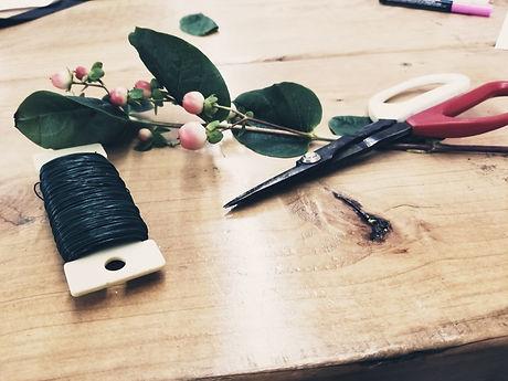 Seasonal Design Classes - Shady Vines Floral Co