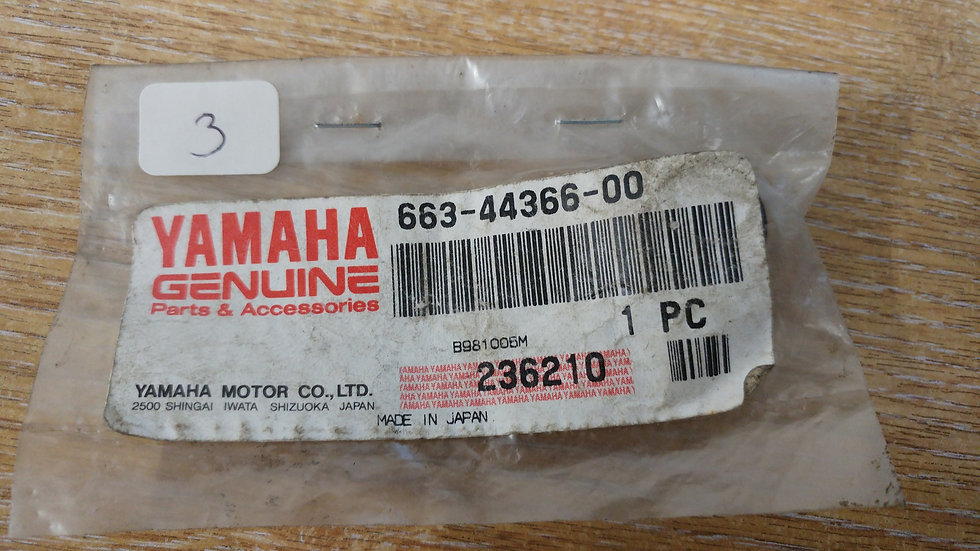 Yamaha Water Seal 663-44366-00