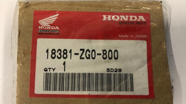 Honda Gasket 18381-ZG0-800