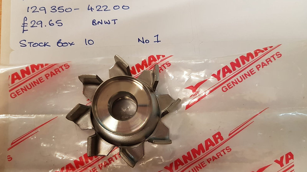 Yanmar Impeller 129350-42200