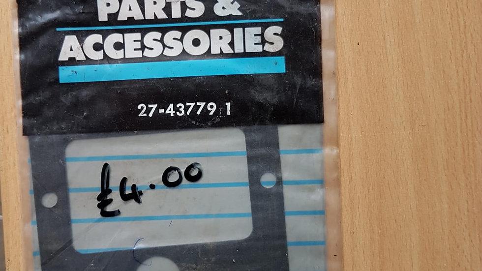 Quicksilver Gasket 27-43779 1
