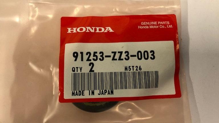 Honda Seal (pack of 2) 91253-ZZ3-003
