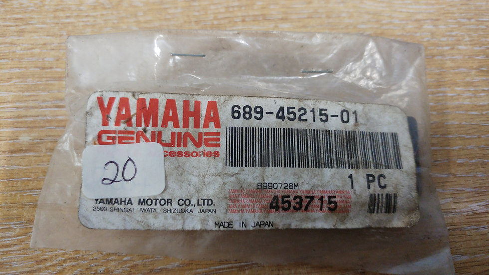 Yamaha Inlet Water Cover 689-45215-01