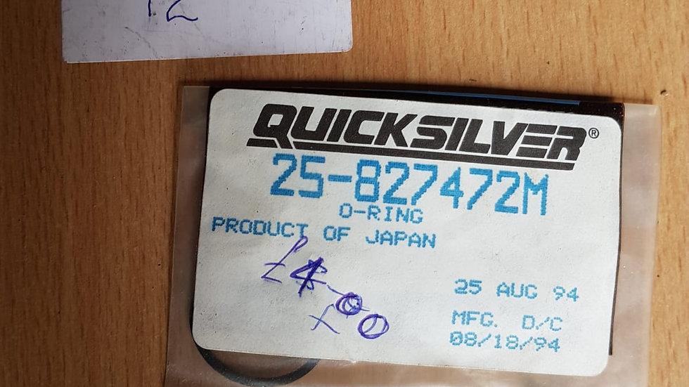 Quicksilver O-Ring 25-827472M