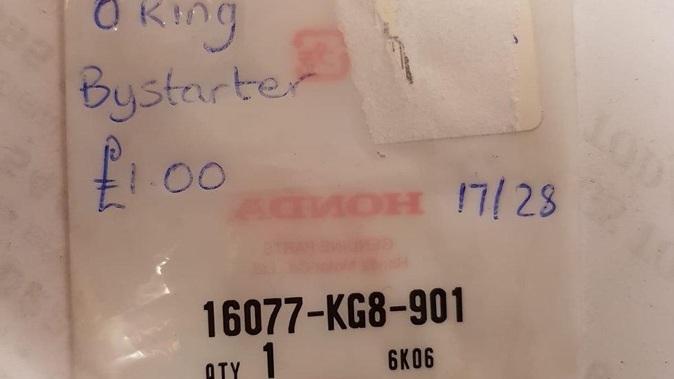 Honda O-Ring 16077-KG8-901