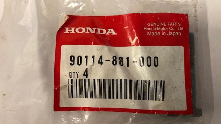 Honda Bolt 90114-881-000