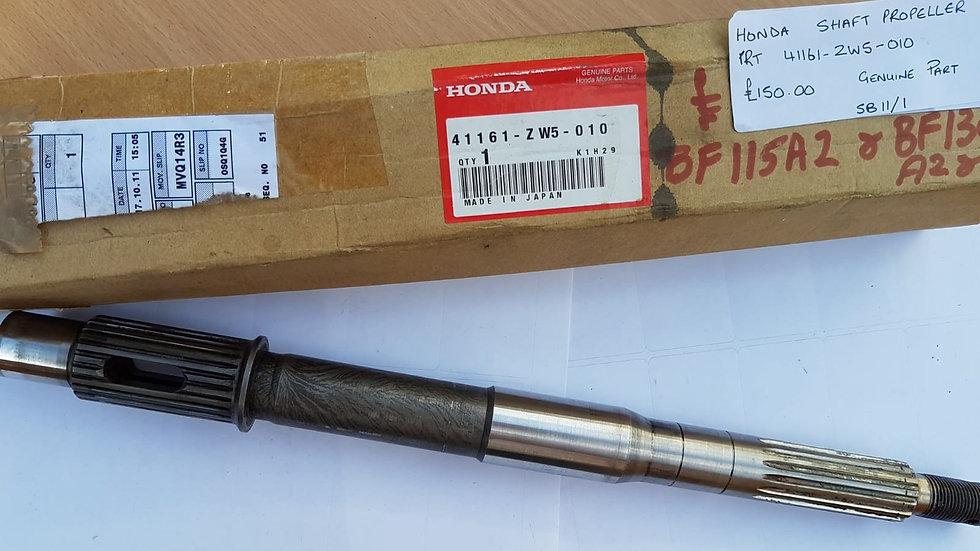 Honda Shaft Propeller 41161-ZW5-010