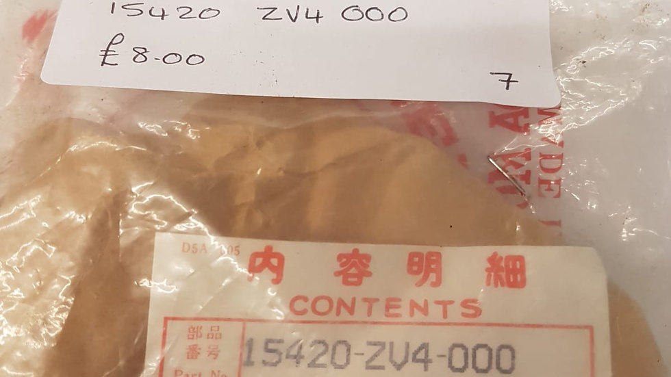 Honda Oil Filter Assy 15420-ZV4-000