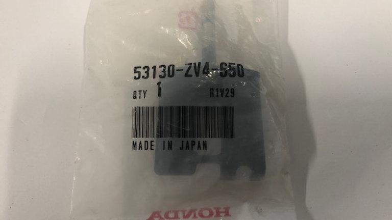 Honda Plate 53130-ZV4-650