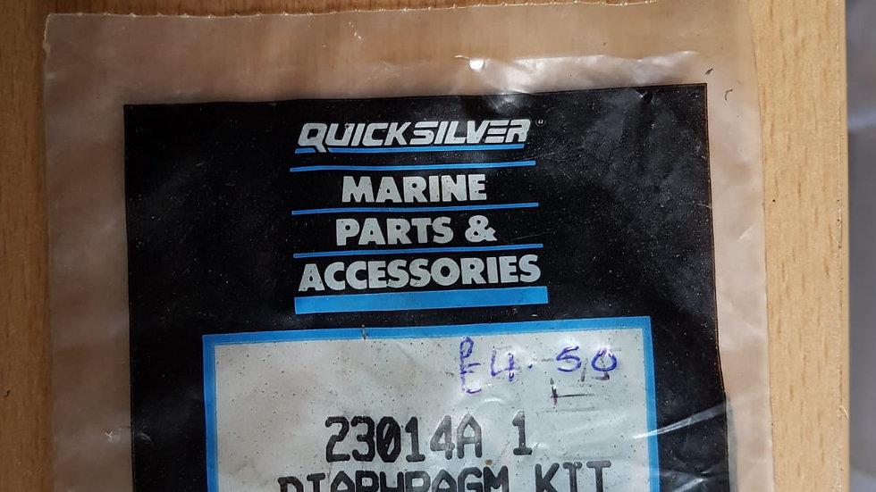 Quicksilver Diaphragm Kit 23014A 1
