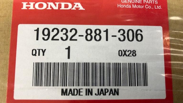 Honda Gasket 19232-881-306