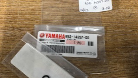 Yamaha O-Ring 652-14397-00