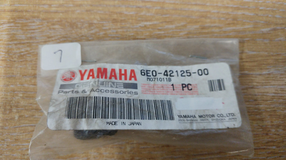 Yamaha Friction Adjusting Bolt 6E0-42125-00